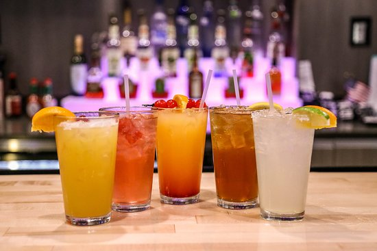 Cut and Shoot, TX: Our specialty drinks