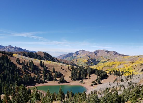Mountain Bike Bucket List Review Of Wasatch Crest Trail Salt Lake