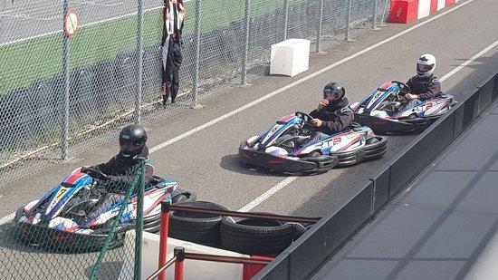 MK Circuit - Karting