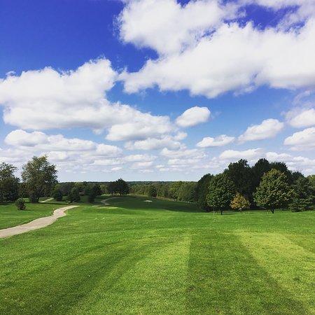 Beautiful course - 5hr round...