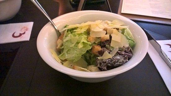 3istrô Restaurante: Ceasar Salad