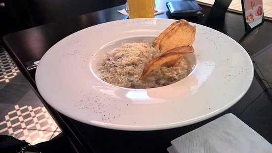 3istrô Restaurante: Risoto de Filé Mignon