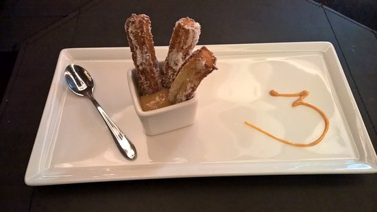 3istrô Restaurante: Mini Churros