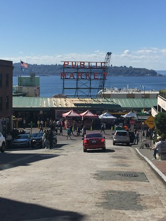 Seattle Free Walking Tours: Pike Place Market