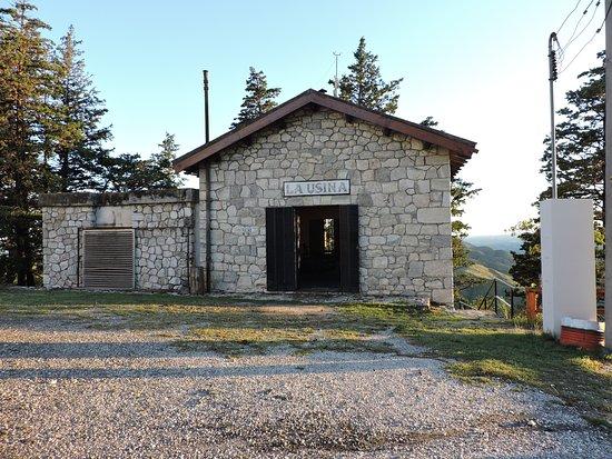 Alta Gracia, Αργεντινή: edificio de la antigua usina que proveia energia electrica al complejo, actualmente recepcion