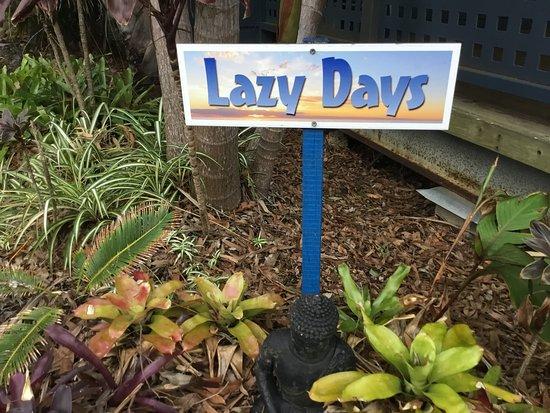 Safety Beach, Australia: Name of our Bungalow