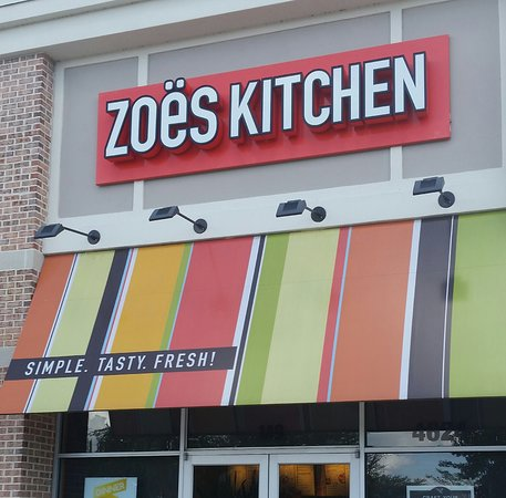 Zoes Kitchen Jacksonville 4624 Town Crossing Dr