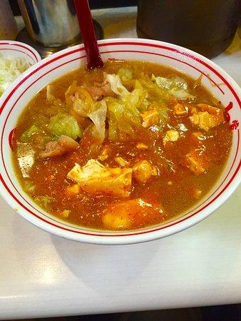 蒙古タンメン中本 町田店, 蒙古タンメン(5辛)