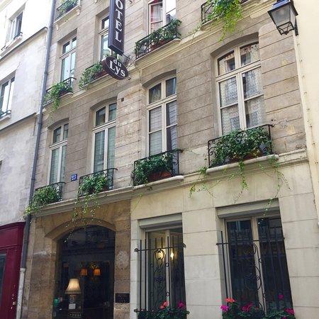 Hotel du Lys: photo0.jpg