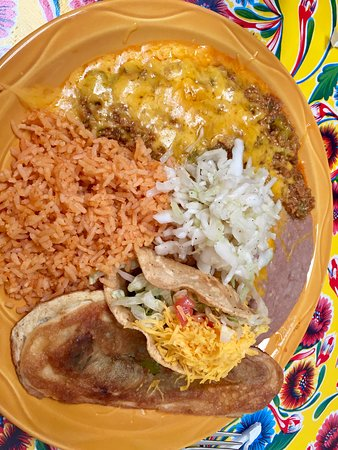 Yummy mixed plate