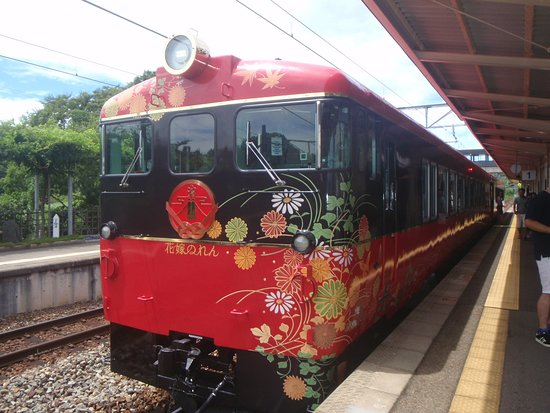 Hanayome Noren Sightseeing Train