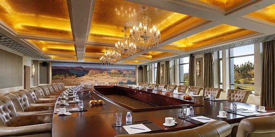 Ordos, China: Meeting room