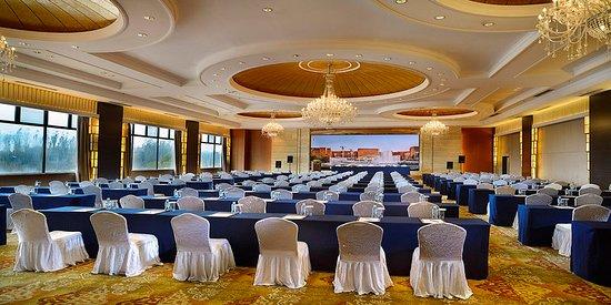 Ordos, China: Ballroom