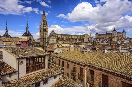 Toledo Full-Day Guided Tour with...