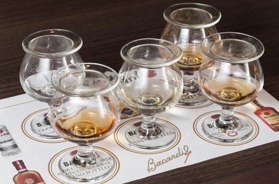 Rum Tasting Tour van Casa Bacardí