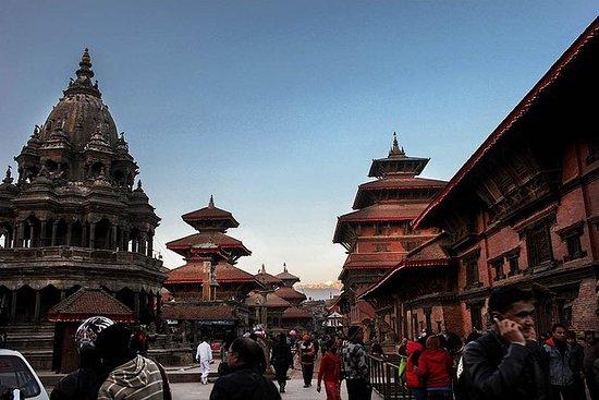 Tour de templos y estupas en el valle...
