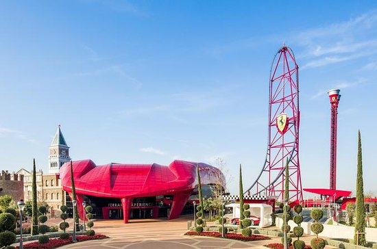 PortAventura Park and Ferrari Land Day...