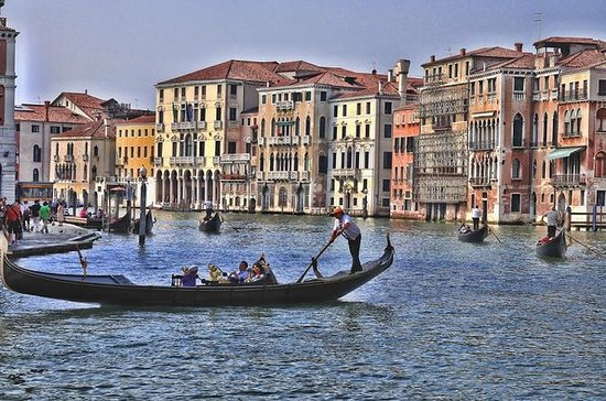Venice Day Trip by Train from Rome
