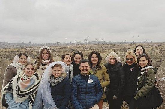 3 EN 1 TOURS DE CAPADOCIA