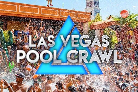 Las Vegas Pool Crawl: Las Vegas Pool Party Crawl