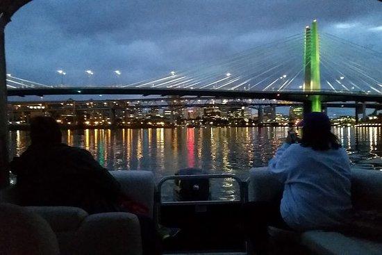 Luzes da cidade e passeio pela ponte