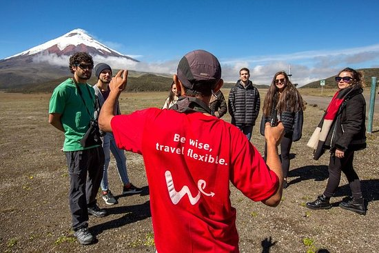 Ecuador Wanderpass