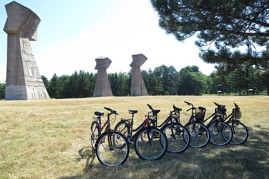 Tour in bicicletta a Nis, in Serbia