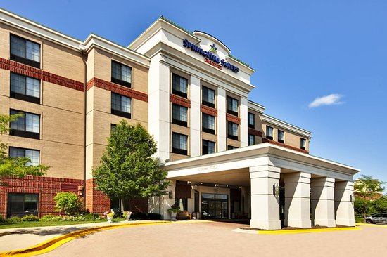 1250b3e797b SPRINGHILL SUITES CHICAGO SCHAUMBURG/WOODFIELD MALL - UPDATED 2019 ...