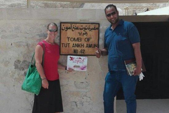 Tur Pakke - 7 netter Kairo, Luxor...