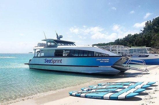 SeaSprint: Express Tour to Whitehaven Beach
