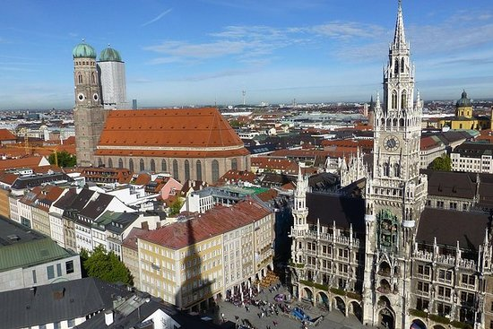 Munich Public Walking Tour
