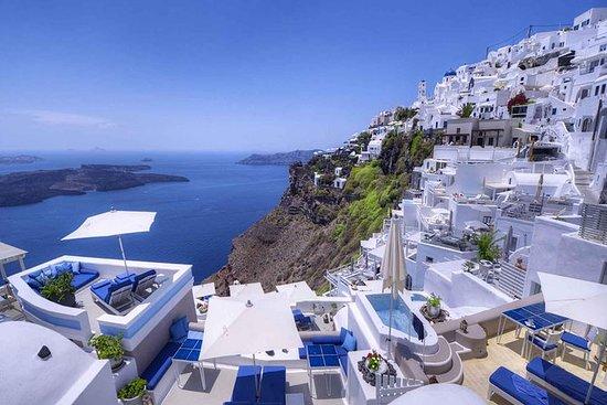 3 dias em Creta - 2 dias em Santorini...