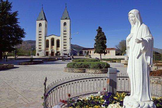 Tour diurno di Medjugorje-Mostar