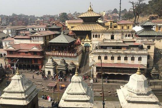 En dag Kathmandu Valley Tour