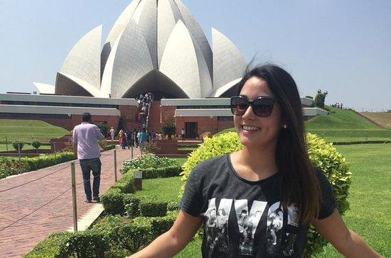 Full Day Delhi Sightseeing