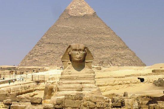 Privat halvdags besøk Pyramider av...
