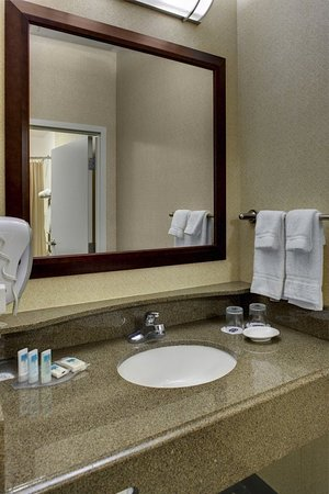 SpringHill Suites Memphis Downtown: Suite