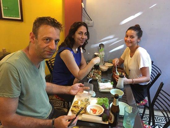 Stay in Hanoi,enjoy local food at Cai Mam restaurant