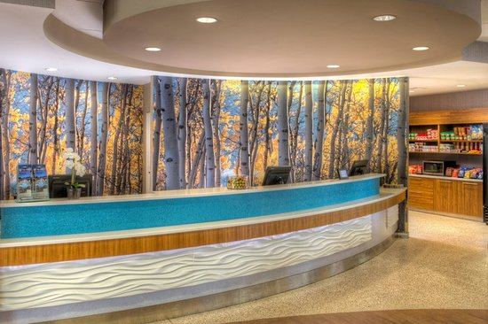 SpringHill Suites by Marriott Anchorage University Lake Hotel