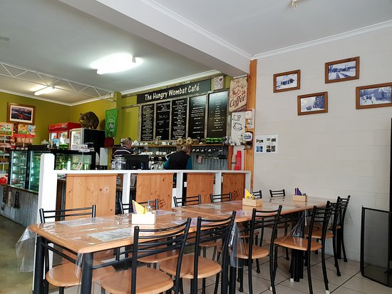 Hungry Wombat Cafe Picture