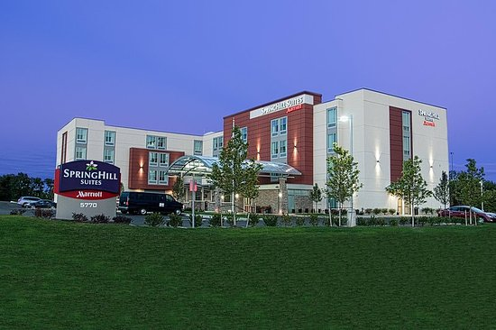 Springhill Suites Canton Updated 2019 Prices Hotel