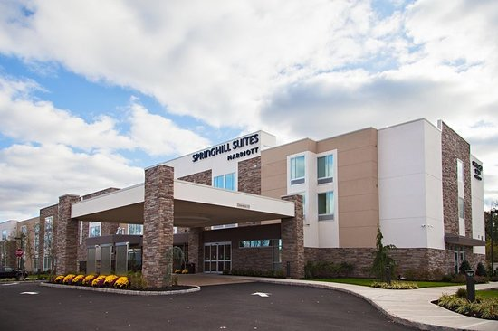 Very New And Great Staff Review Of Springhill Suites