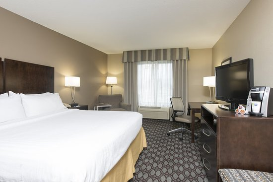 Gas City, IN: Guest room