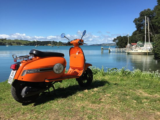 Island Scoot Photo