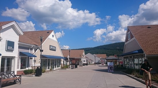 Сентрал-Вэллей, Нью-Йорк: Woodbury Common Premium Outlets