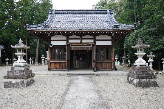 Anjiki Shrine Garden