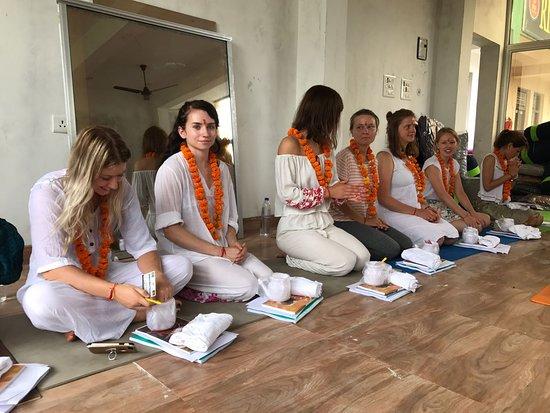 Yoga Teacher Training In Rishikesh Picture Of Mantra Yoga Meditation School Rishikesh Tripadvisor