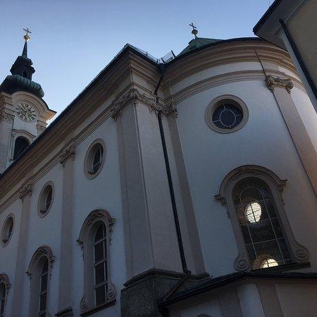 Sankt Sebastiankriche
