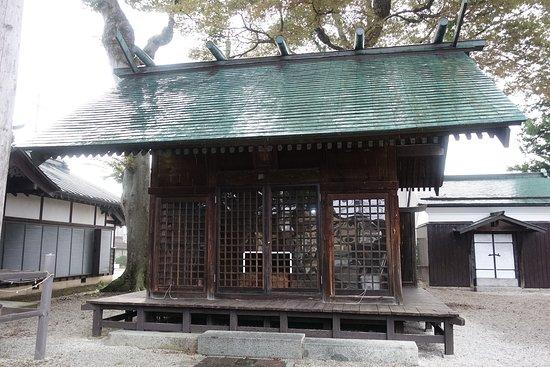 Tatsuya Sukura Shrine