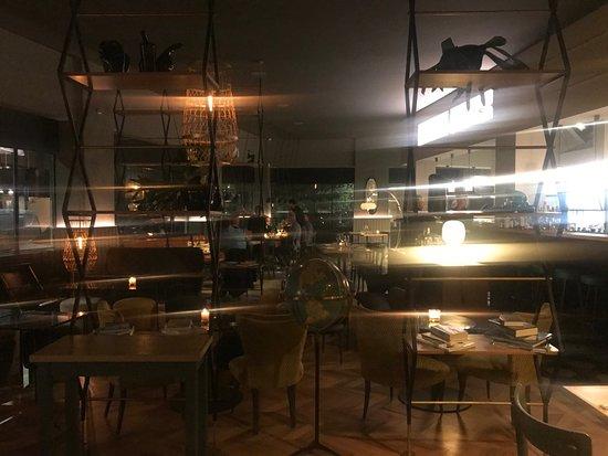 La sala ristorante foto di pescheria con cottura milano